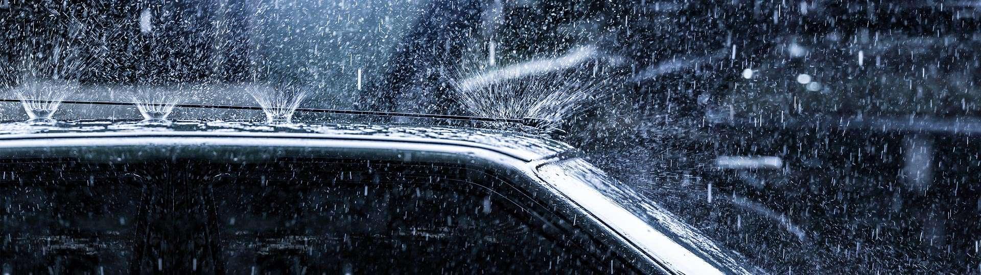 תיקון נזקי ברד ברכב